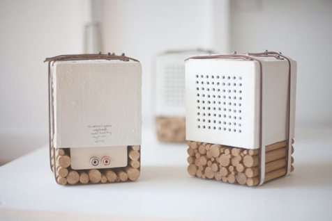 Natural Speakers_oh ceramics