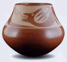 Maria-Martinez pottery